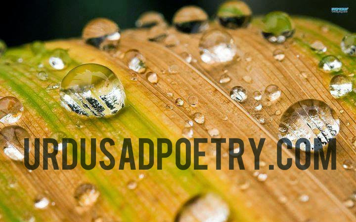 Tishnagi K Bhi Muqamaat Hain Kya Kya - Urdu Sad Poetry