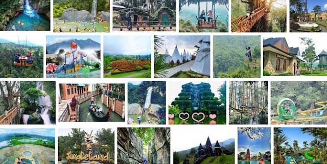 Spot Wisata Menarik di Bogor
