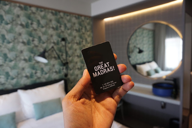 THE GREAT MADRAS HOTEL REVIEW, THE GREAT MADRAS SINGAPORE REVIEW