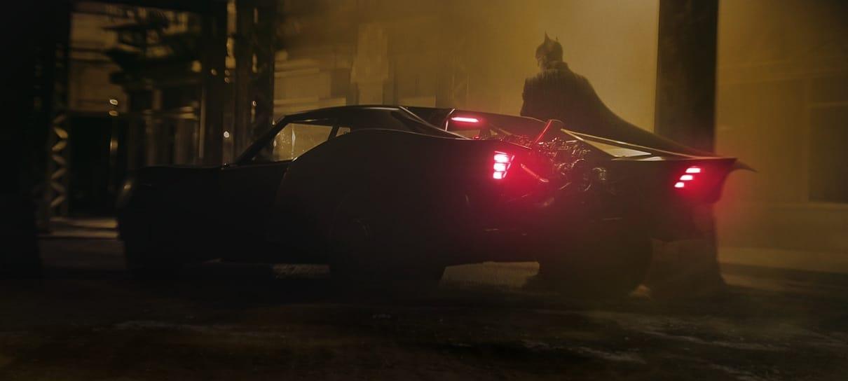 Confira o novo Batmóvel, referencias, opnião dos fãs e conceito