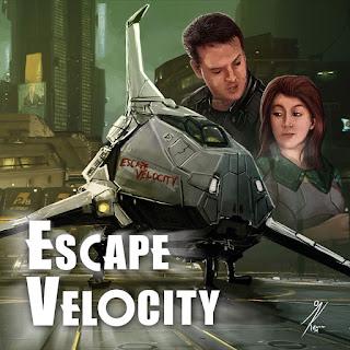 Escape Velocity Album Art