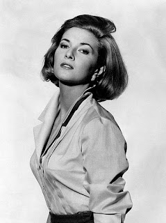 Daniela Bianchi in a publicity shot after she was chosen as a Bond girl