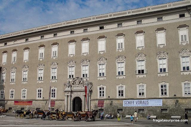 Aluguel de carruagens em Salzburgo
