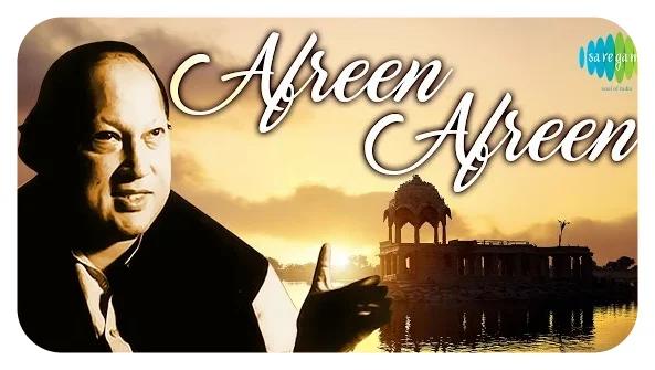 Afren Afren Lyrics - Nusrat Fateh Ali Khan