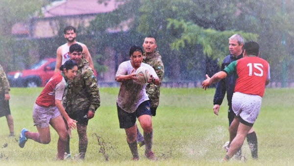 El ejército formó un equipo de rugby en Salta
