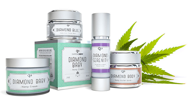 Diamond Hemp Beauty and Skincare