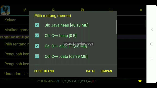 Download Script PUBG Mobile v0.13.0 Terbaru Anti Banned Work 100%