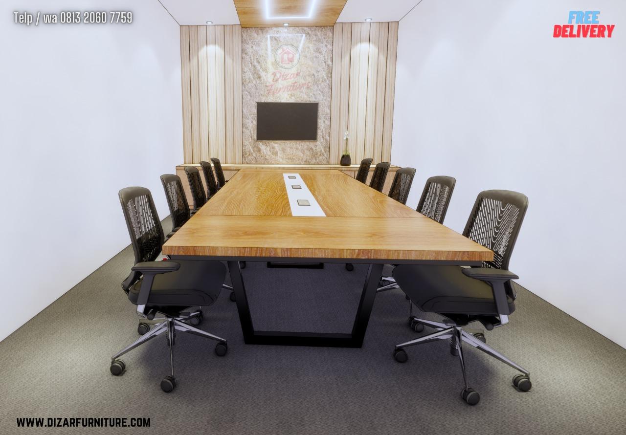 Meja Meeting custom bekasi