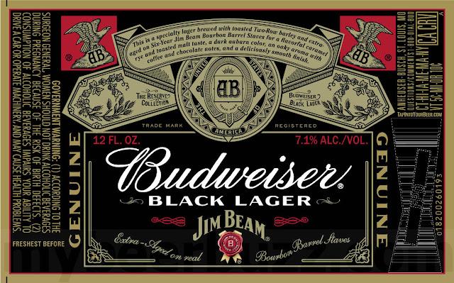 Budweiser & Jim Beam Collaborating On New Black Lager