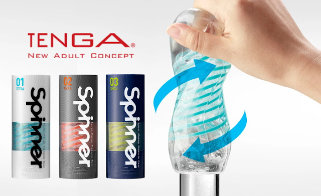 Tenga Spinner at The Spot Dallas