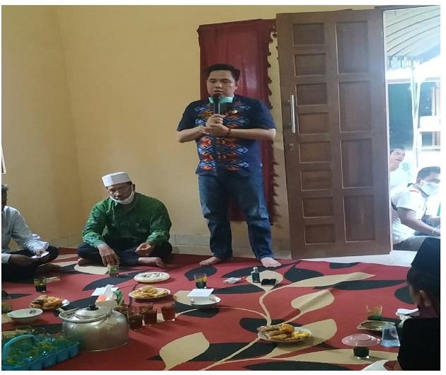 Wakil Ketua DPRD Bartim Harapkan GP Ansor Berperan Bergerak dengan Masif Ditengah Masyarakat