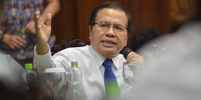 Unggah Analisa Tahun 2019, Rizal Raml: Sekarang Juli 2021, Benar Tidak Perkiraannya?