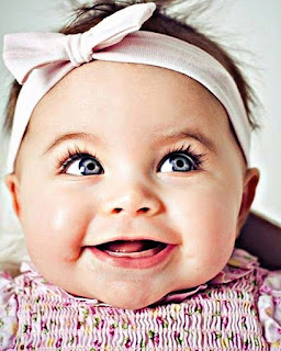 cute baby girl images with sweet smile download