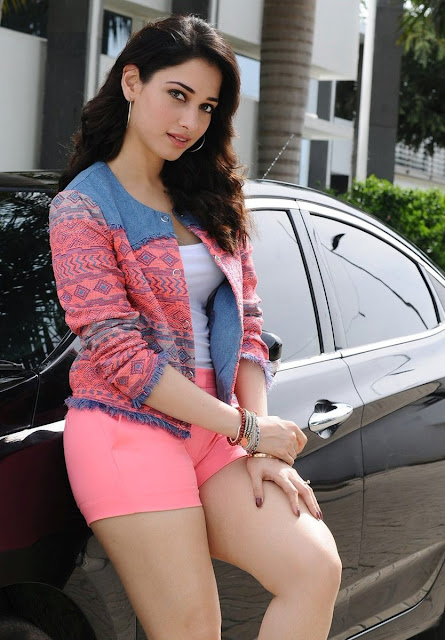 Tamanna hot pics from kaththi sandai tamil movie