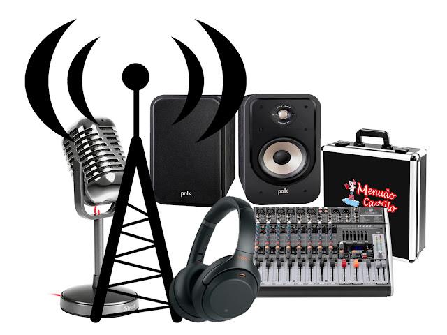Son muchas las herramientas necesarias para hacer radio