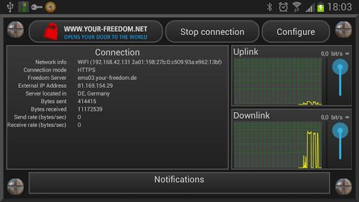 apk internet gratuit sur android