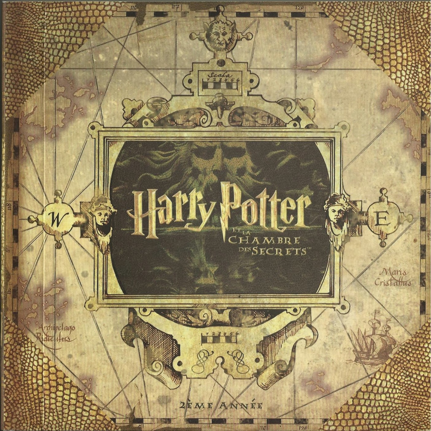 Harry Potter Et La Chambre Secrète Harry Potter Coffret Ultime Magiquement Potter