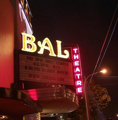BAL Theatre funny photo