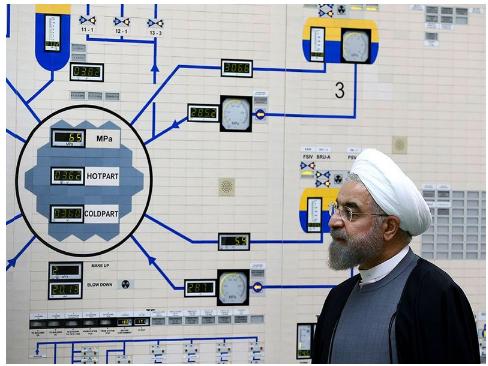 Iran Breaches Uranium Enrichment Limit Set Under 2015 Pact...