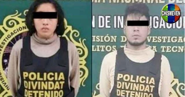 Venezolano detenido junto a su pareja por explotar sexualmente a su hija en Perú
