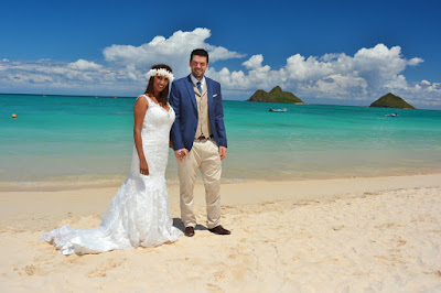 Lanikai Beach Wedding