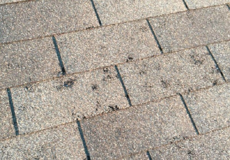 Roof Hail Damage Insurance Claims