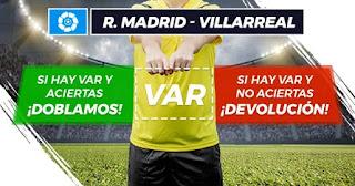 Paston promo Real Madrid  vs Villarreal 22-5-2021