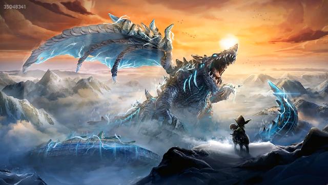 لعبة Hungry Dragon v3.4 Mod Money مهكرة اموال