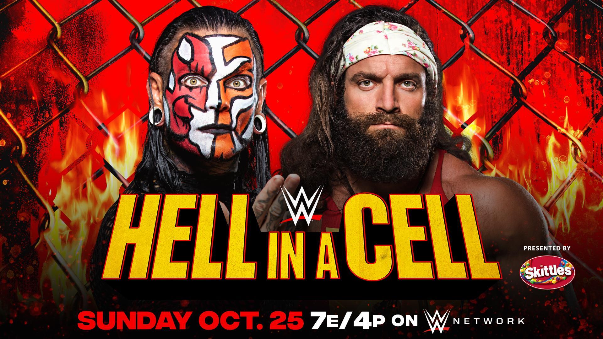 Novo combate é anunciado para o WWE Hell in a Cell