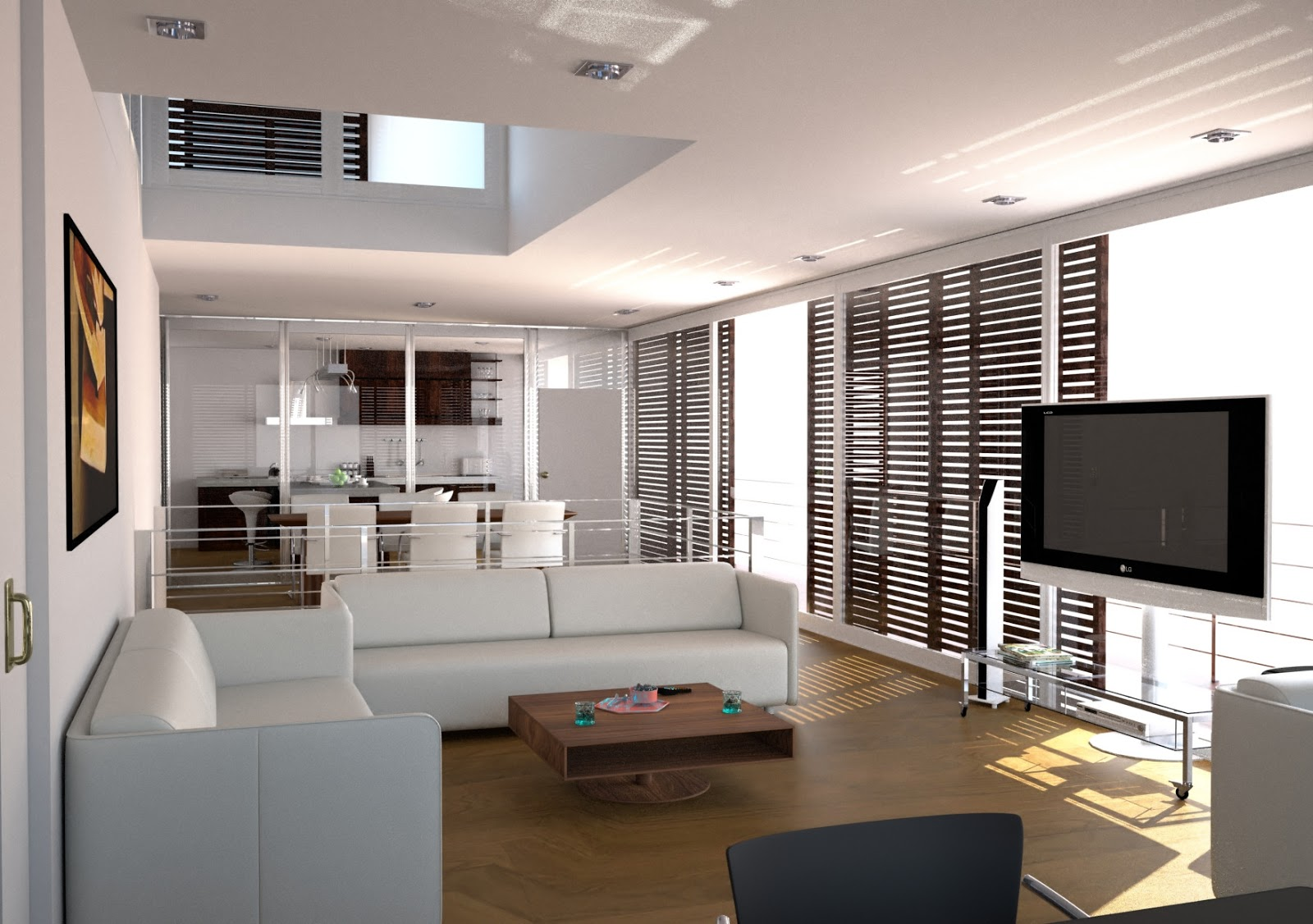 Modern Interior Design | Dreams House Furniture on Interior Modern House  id=93245
