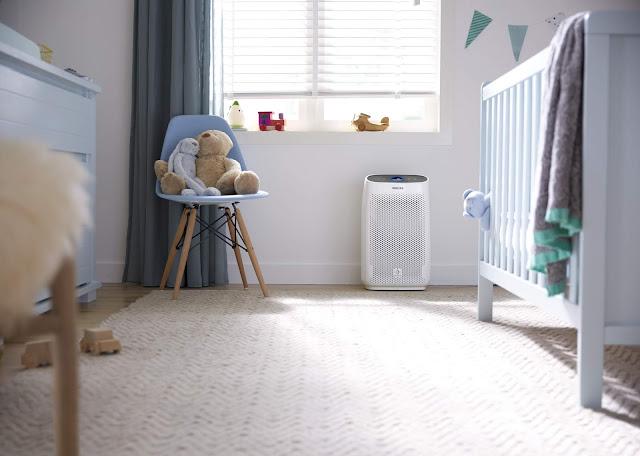 oczyszczacze powietrza, recenzja oczyszczacza, jak działają oczyszczacze, daylicooking, philips