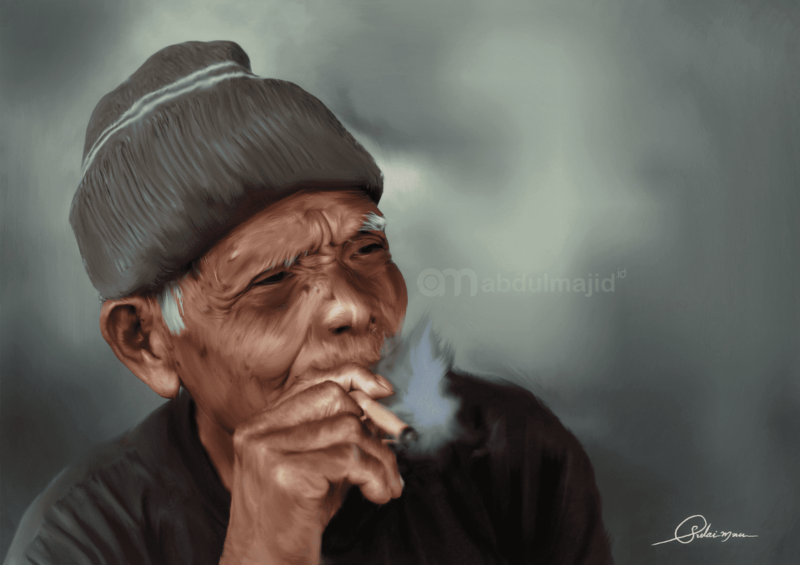 rokok-lontar