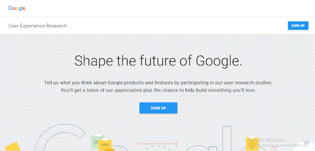 How To Earn Money $50 to $75 Per Hour From Google User Research Program..