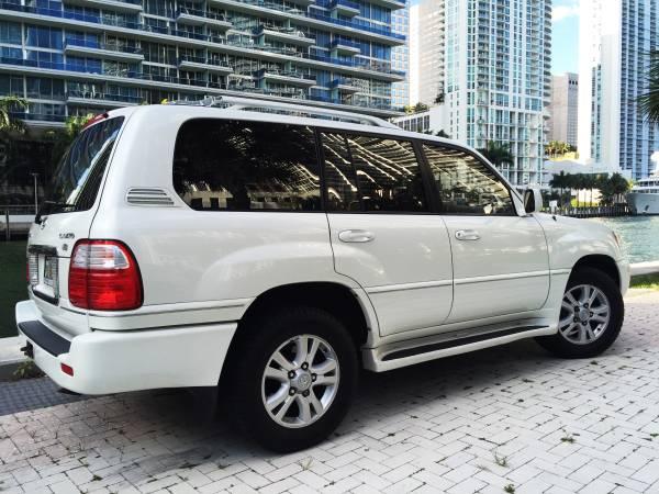 Luxury SUV, 2003 Lexus LX470 | Auto Restorationice