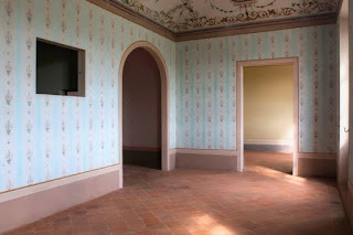 Villa Torlonia (La Torre) è situata all'estremo limite di San Mauro Pascoli