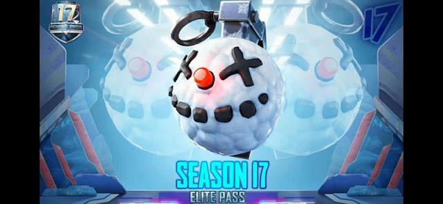 Snowman Alert grenade Pubg Mobile