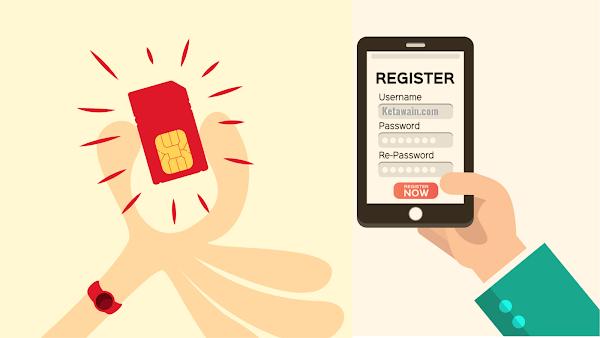 Cara Registrasi Kartu Perdana Semua Operator [Full Guide]