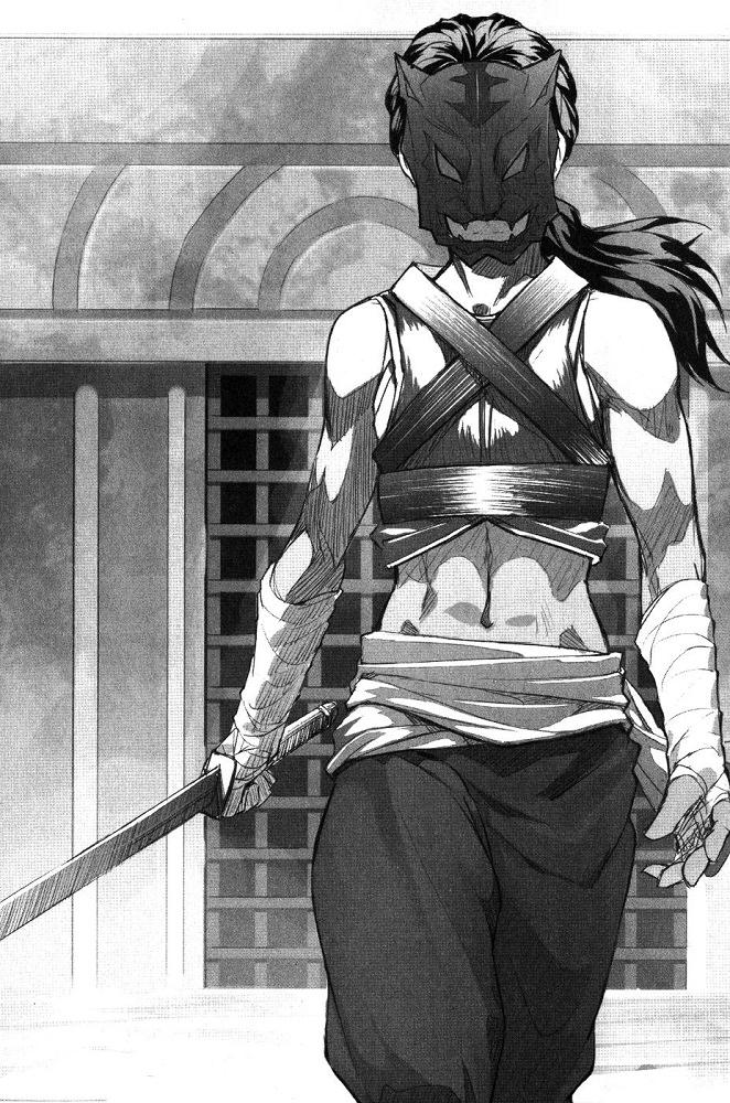 Light novel Rakuin no Monshou (烙印の紋章) Ilustrção Volume 01 capítulo 1