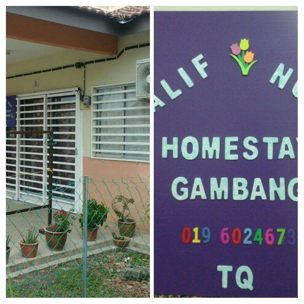 Homestay Murah Alif Nun Gambang Kuantan