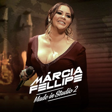 CD CD Made In Studio 2 – Marcia Fellipe (2019)