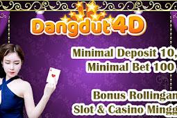 DANGDUT4D adalah Situs Judi Togel dan Agen Togel Terpercaya