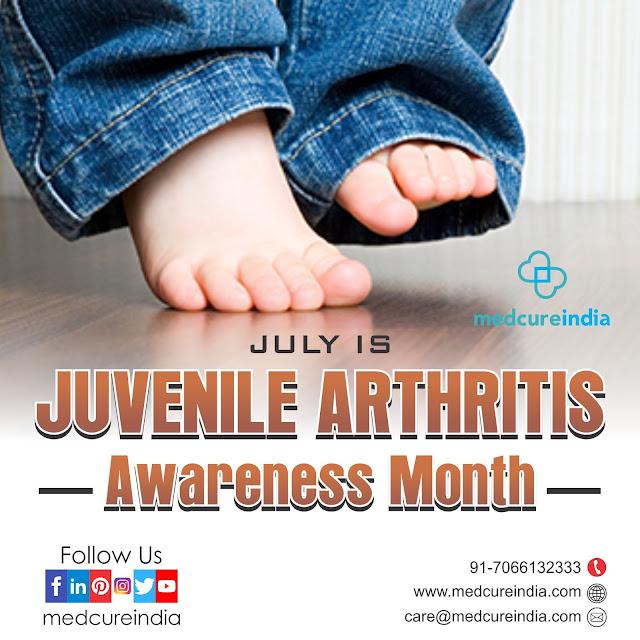Juvenile Arthritis Awareness Month