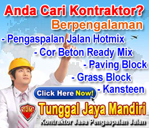 KONTRAKTOR JASA PENGASPALAN JAKARTA