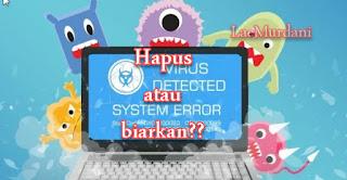 Cara Hapus spyware dan adware