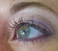 Cherry Blooms Brush on Fiber Eyelash Extensions