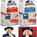Perbedaan Kemasan Quaker Oat Warna Merah Dan Biru + Cara Memasaknya!