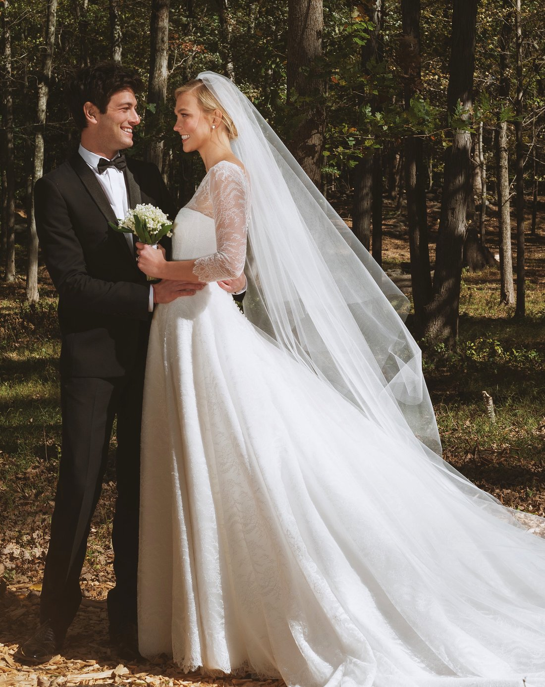 Karlie Kloss and Joshua Kushner get married in New York