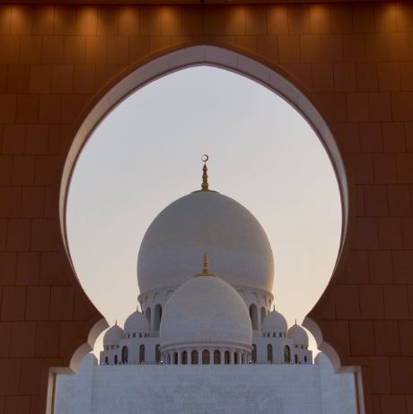 The largest religions in the Emirates
