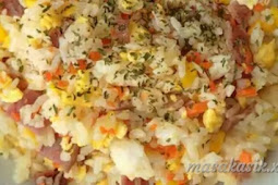 4 Langkah Mudah Masak Butter Rice Anti Gagal