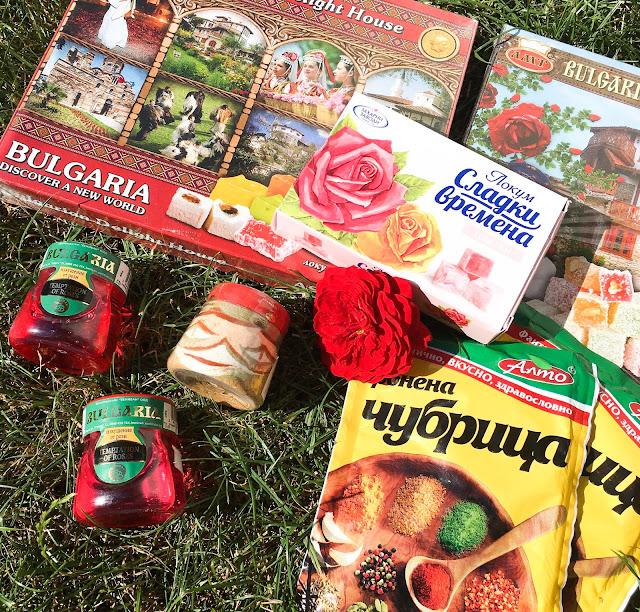 pamiątki z bułgarii